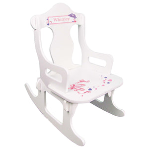 Ballet Princess Puzzle Rocker