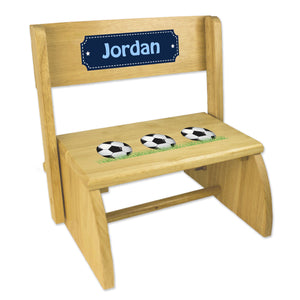 Personalized Soccer Balls NaturalStool