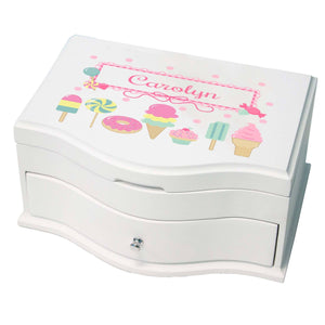 candy ice cream sweets jewelry box