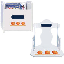 Basketball Rock N Read Gift Set