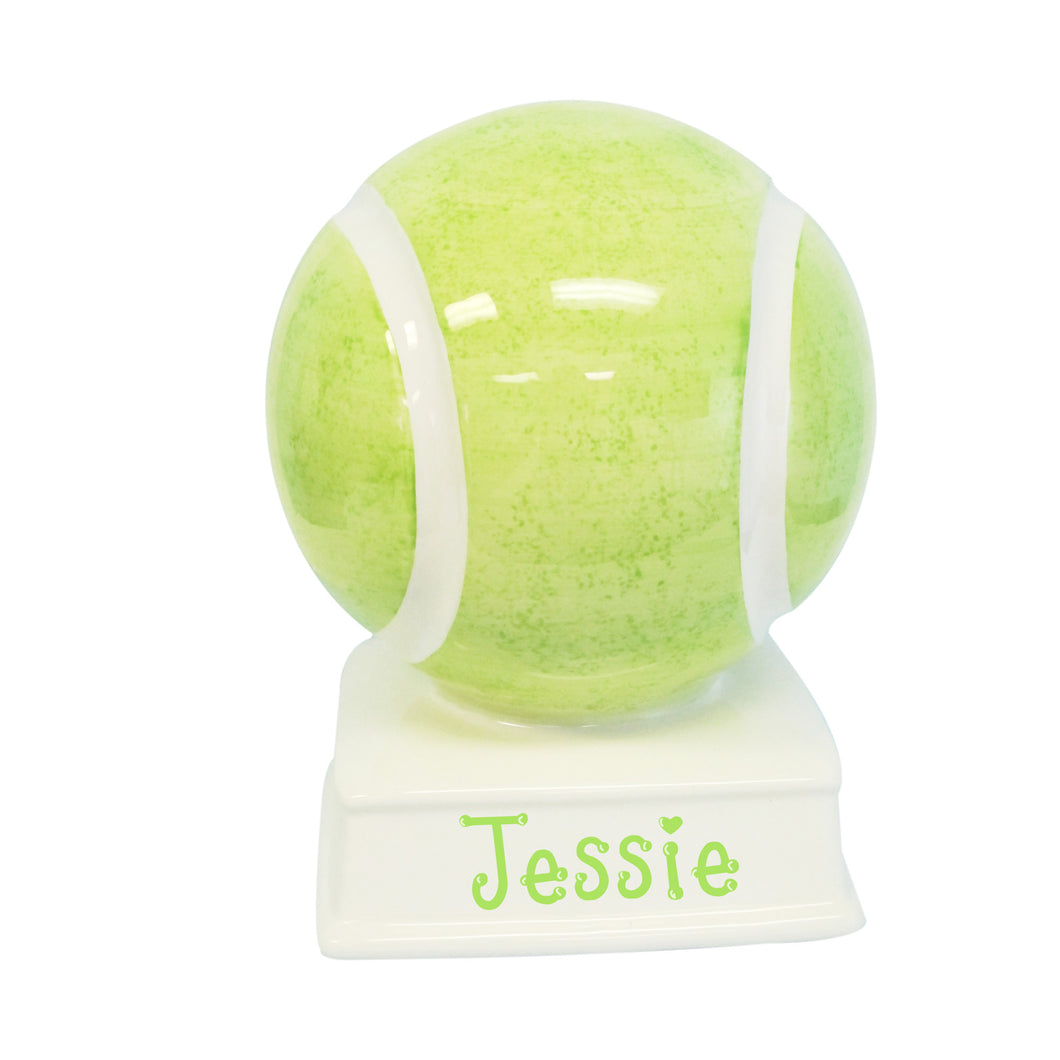 Tennis Ball Bank