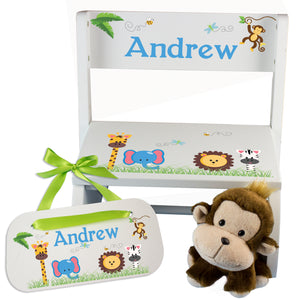 My Corner Gift Set - Jungle Animals