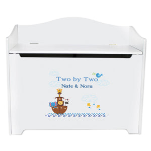Noah's Ark animal toybox