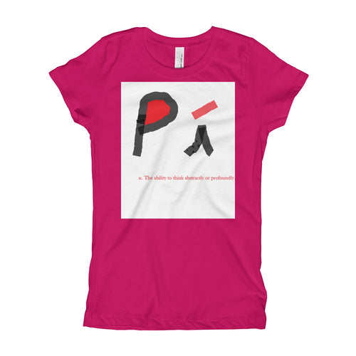 Alternative Logo Girl's T-Shirt
