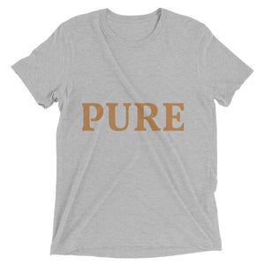 Pure Short sleeve t-shirt