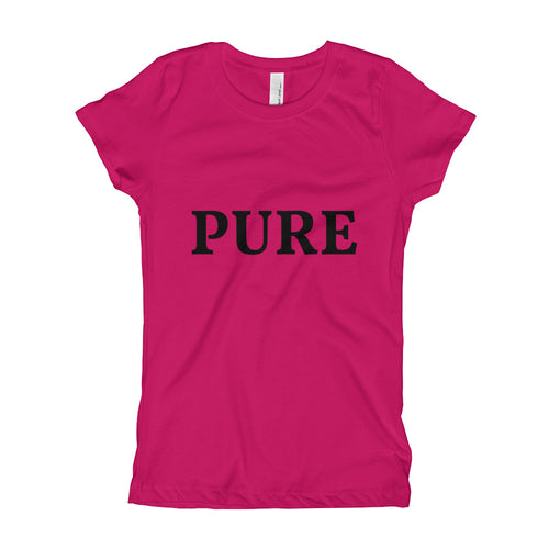 Pure Girl's T-Shirt