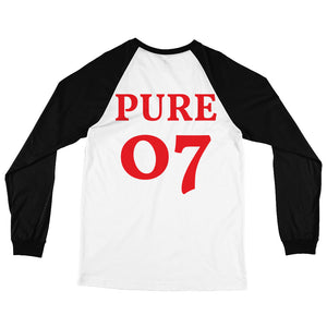 Mens Long Sleeve Baseball T-Shirt
