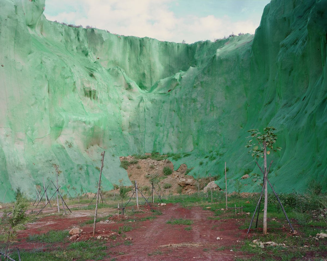 Puhejing Quarry Ecology Recovery Project #3, Dali, China, 2017,©Yan Wang Preston