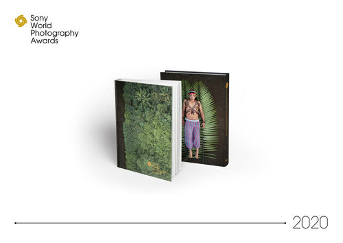 2020 Sony World Photography Awards book - limited printed copies!