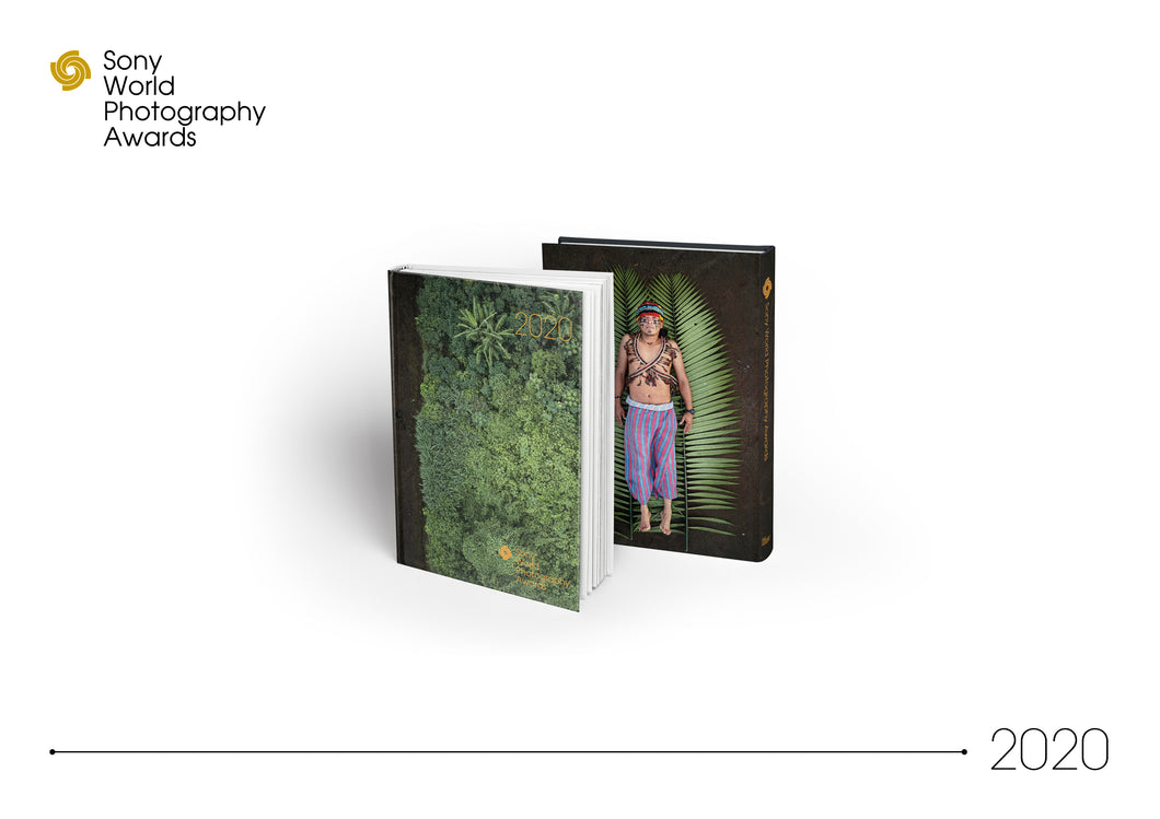 2020 Sony World Photography Awards book - FREE DOWNLOAD