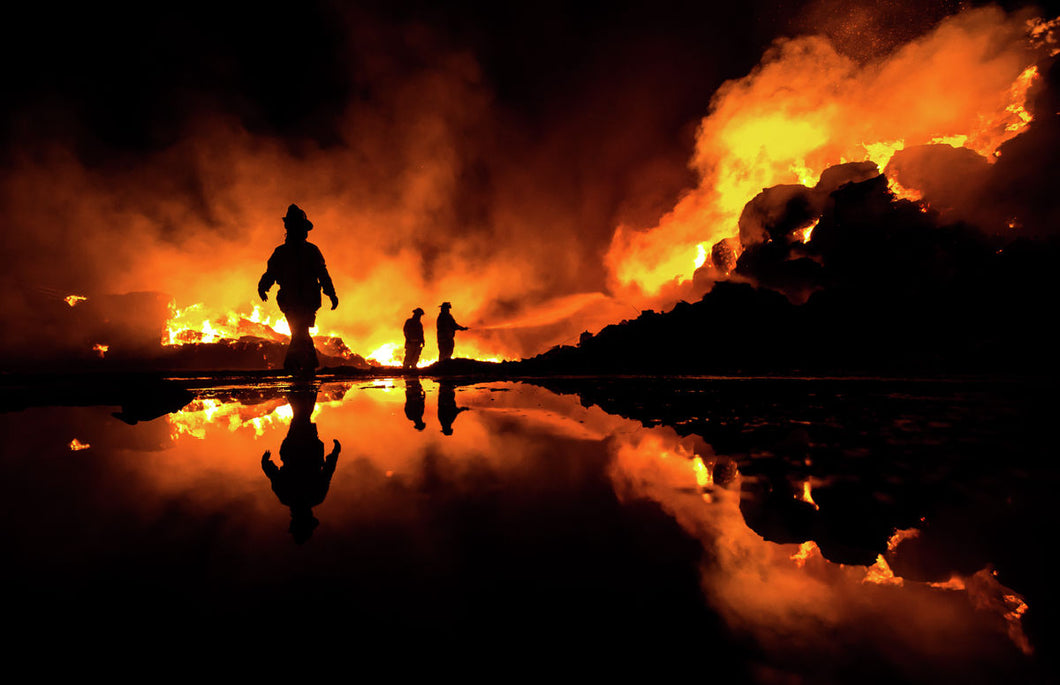 Landscapes of fire