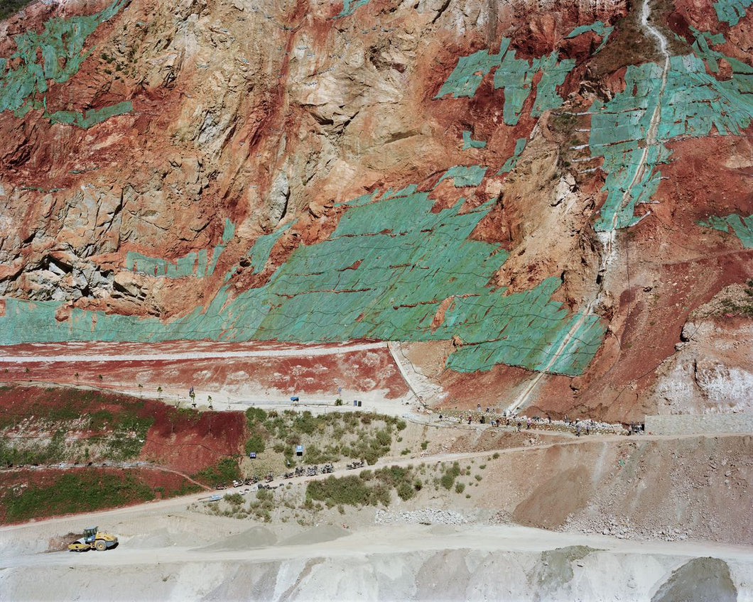Yunlang Quarry Ecology Recovery Project,Dali #2, Yunnan, China, 2017, ©Yan Wang Preston
