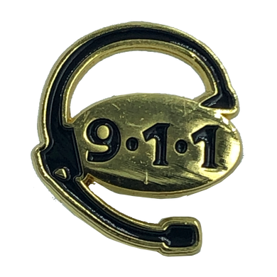 911 Dispatcher pin
