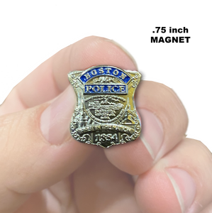 CC-016 Magnet: Boston Police Officer magnet