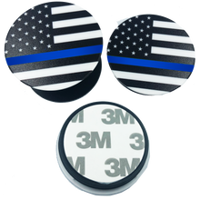 Thin Blue Line pop open cell phone holder iphone android ipad smart phone police