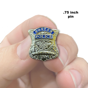 CC-018 Boston Police Officer Pin