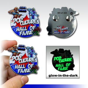 He-Man Masters of the Universe Pop Culture Hall of Fame Official Limited Edition Pin