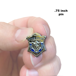 CC-017 Massachusetts State Police Pin