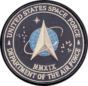 CL2-12 United States Space Force Patch U.S. Department of the Air Force MMXIX