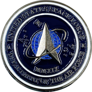 DL1-13 Space Force Pin United States Air Force UFAC USSF