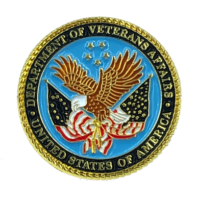 L-21 Veterans Administration VA pin