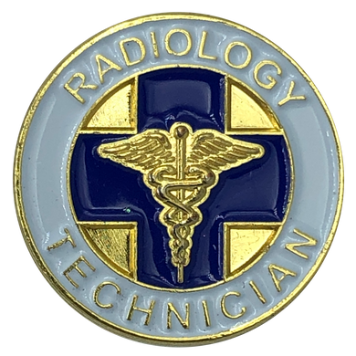 Radiology Technician pin