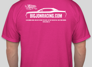 Big Jon Racing™ Gen 1 Short Sleeve T-Shirt - Adult (Clearance)