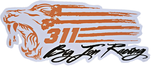 Big Jon Racing™ Sticker
