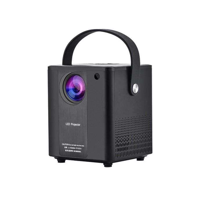 FreesunTV- C500- HD 1080P LED Portable Home Theatre Multimedia Projector - Modern Idea