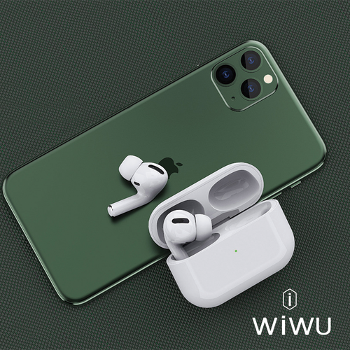 Wiwu - Bluetooth 5.0 Airbuds PRO Wireless Charging Noise Cancellation - Modern Idea