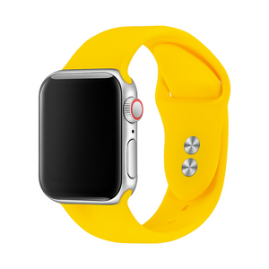 Silicone Sport Watch Strap for Apple Watch - Modern Idea
