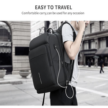 Load image into Gallery viewer, Mark Ryden NAVARRO - USB Charging Backpack with Heat Preservation Pocket - Modern Idea