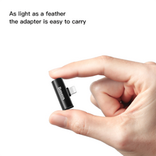 Load image into Gallery viewer, Baseus - Mini Dual Iphone Lightning Port Adapter Converter - Modern Idea