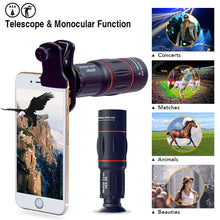 Load image into Gallery viewer, Apexel - Multi-Functional Smartphone Lens Kit - Modern Idea