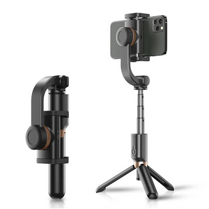 Apexel - Selfie Stabilizer- Single Axis Gimbal with Tripod with Wireless Remote - Modern Idea