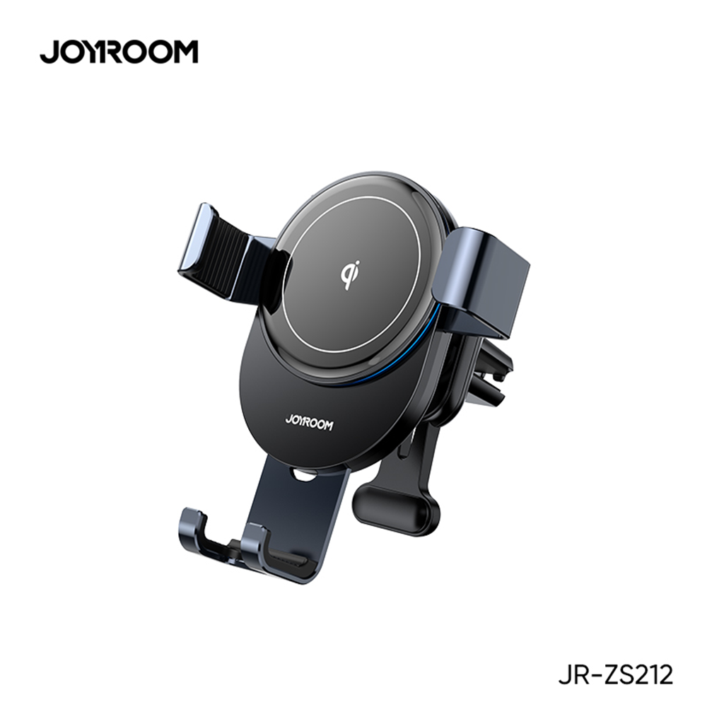 Joyroom - 15W Gravity Wireless Fast Charging Phone Car Mount - Modern Idea