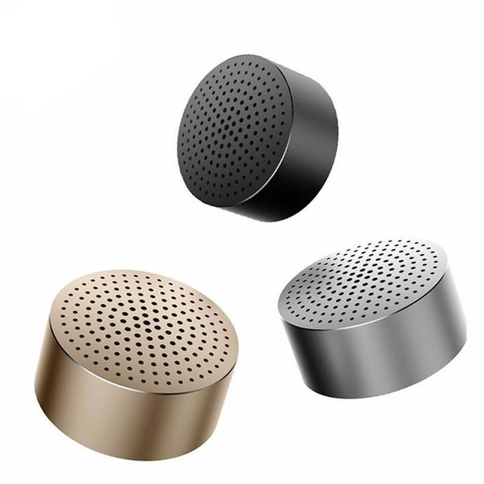 Mini Metallic Bluetooth Speaker - Modern Idea