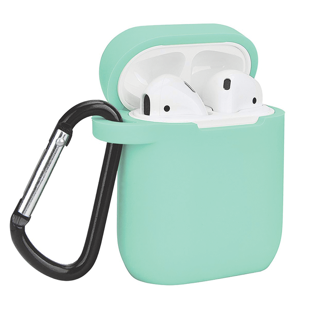 Colourful Silicone Case for Airpods (8 Colours) - Modern Idea