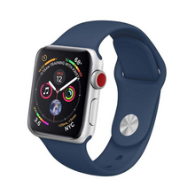 Load image into Gallery viewer, Silicone Sport Watch Strap for Apple Watch - Modern Idea