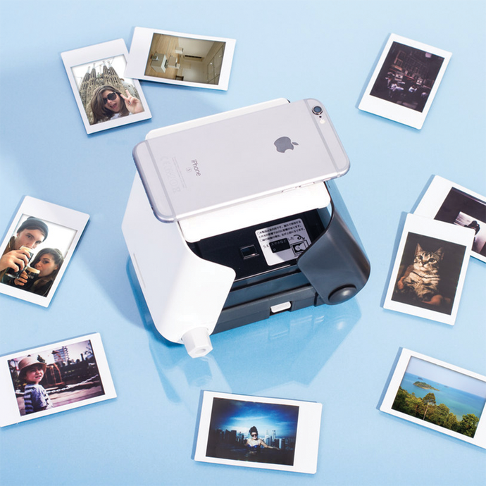 KiiPix - Portable Smartphone Photo Printer - Modern Idea