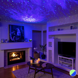 LED Starry Laser Projector Light - Modern Idea