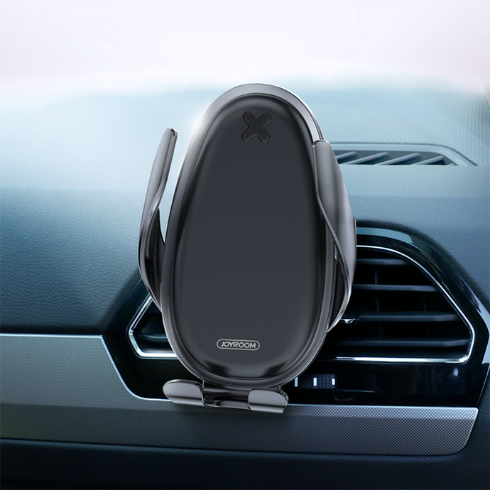 Joyroom - Smart Sensor Wireless Charging Car Mount - Modern Idea