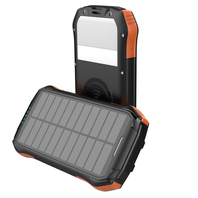 Solar Charging Power Bank 10,000 mAh - Modern Idea
