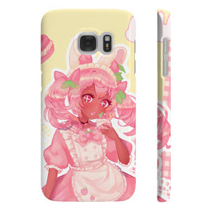Pia Sweets Cafe Phone Case (samsung/iPhone)