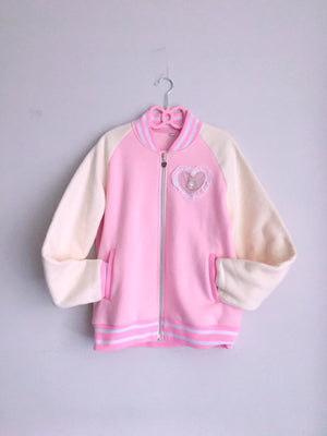 Pink Heart Ita Jacket (In-Stock)
