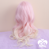 Strawberry Lemonade Wig KAWAII Fairy Kei Tokyo SPANK Milklim Heat Resistant JAPAN Harajuku - peachiieshop