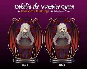 Ophelia the Vampire Queen 4.5inch Acrylic Stand