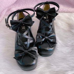 Little Devil Pentagram Shoes