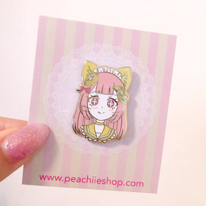 Fruity Cutie Hard Enamel Pins - peachiieshop