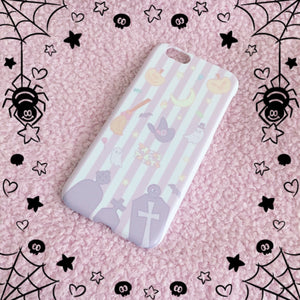 Tricks and Treats Phone Case by fawnbomb - iPhones - peachiieshop